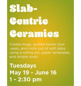 NCC Slab-Centric Ceramics