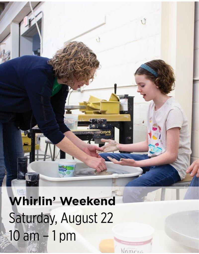 NCC Whirlin' Weekend