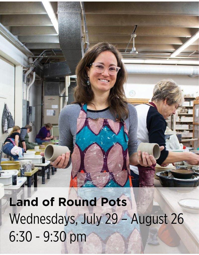 NCC Land of Round Pots — Wheel 101