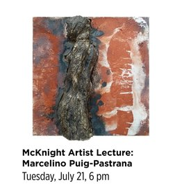 NCC McKnight Artist Resident Lecture:Marcelino Puig-Pastrana