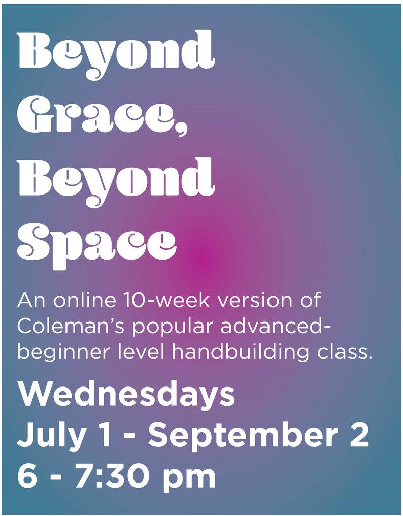 NCC Beyond Grace, Beyond Space