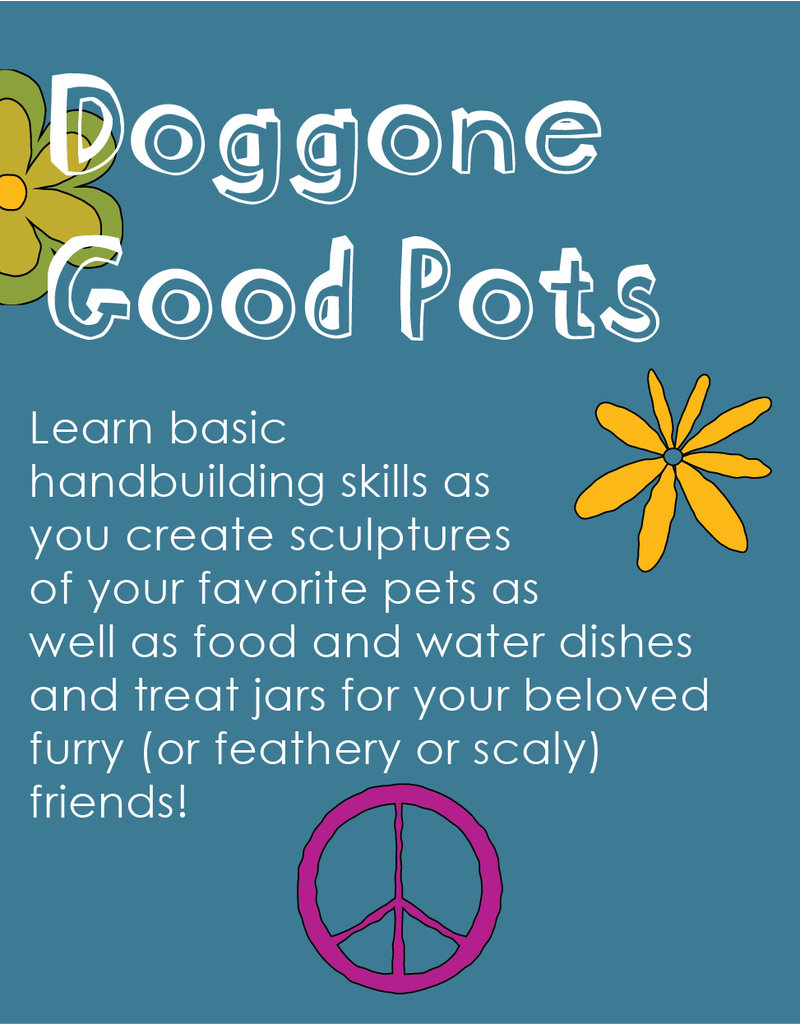 NCC Doggone Good Pots