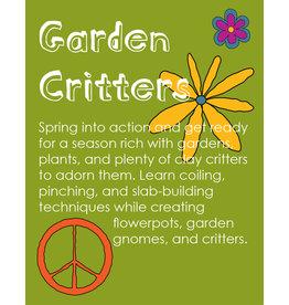 NCC Garden Critters