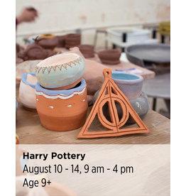 NCC Harry Pottery