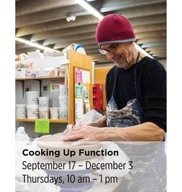 NCC Cooking Up Function
