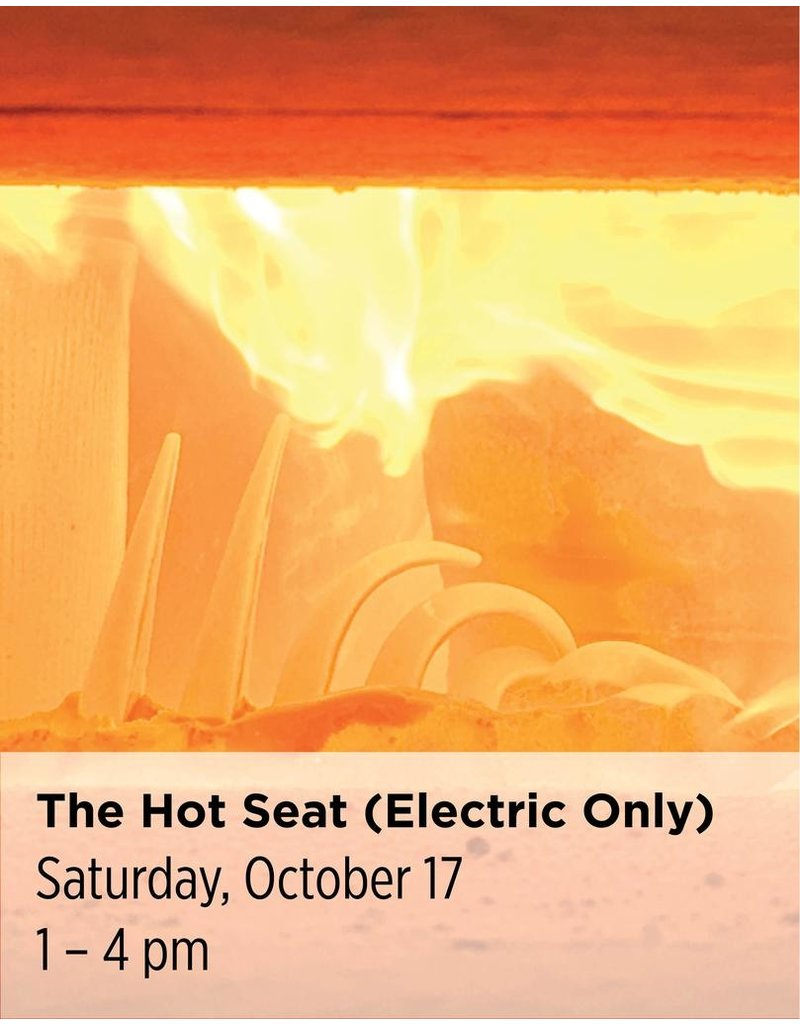 NCC The Hot Seat—Kiln Firing 101 (Electric Only)