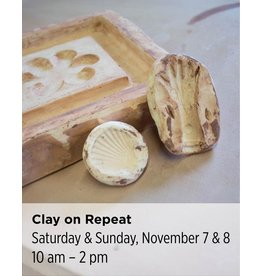 NCC Clay on Repeat: Moldmaking & Slipcasting 101