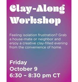 NCC Clay-Along Workshop
