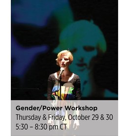 NCC Gender/Power Workshop with Maya Ciarrocchi & Kris Grey