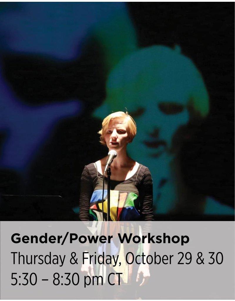NCC Gender/Power Workshop with Maya Ciarrocchi & Kris Grey
