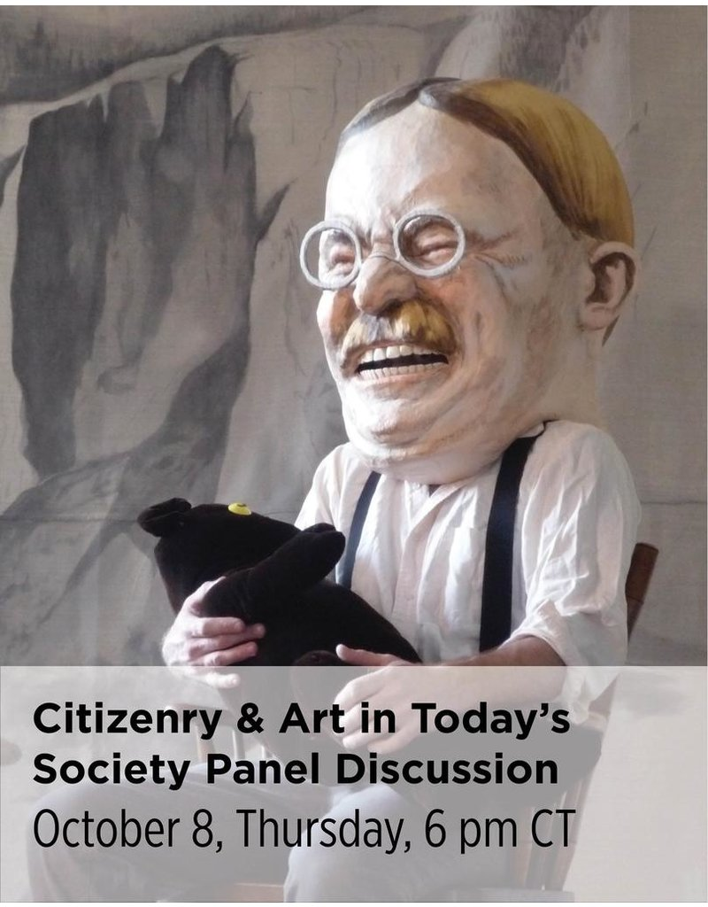 NCC Citizenry & Art in Today's Society Panel Discussion