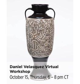 NCC Daniel Velasquez Virtual Workshop