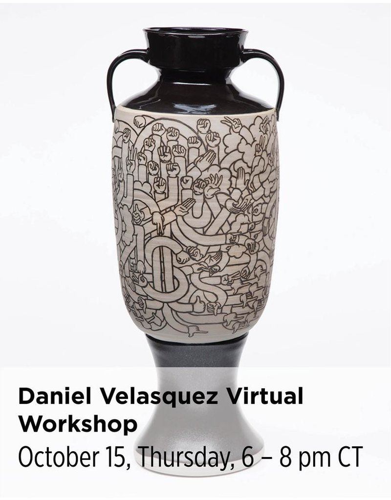 NCC Daniel Velasquez Virtual Workshop