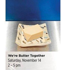 NCC We're Butter Together