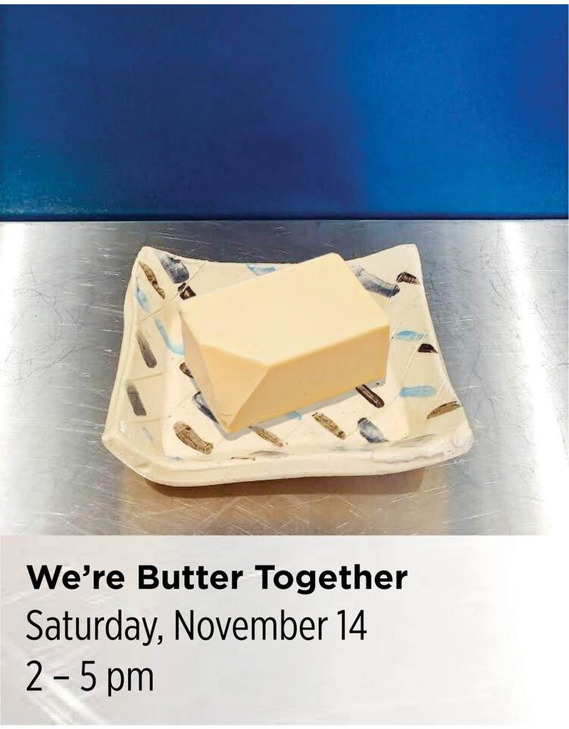 NCC We're Butter Together