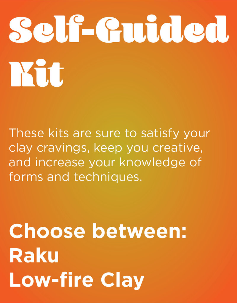 NCC Clay-Along Self-Guided Kit