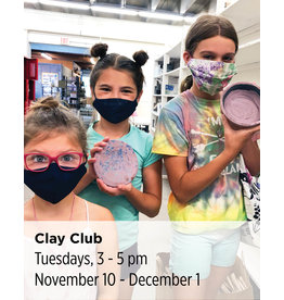 NCC Clay Club