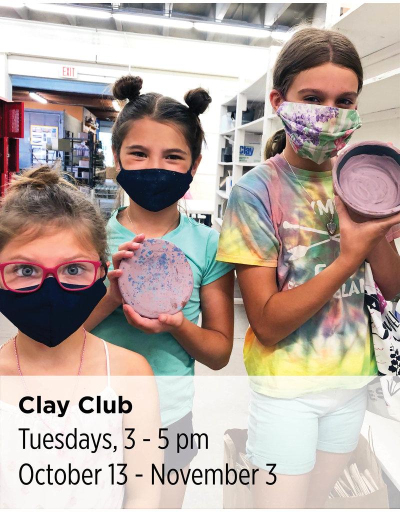 NCC Clay Club