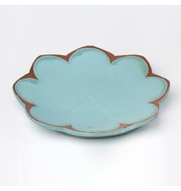 Salad Plate, form by Jason Bige-Burnett, glaze by Pete Scherzer