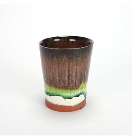 Cup, form by Jason Bige-Burnett, glaze by Lisa Orr