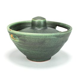 Joe Singewald Lidded Bowl