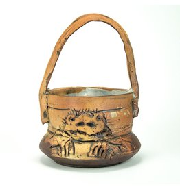 Ron Meyers Basket - Frog