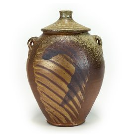 Bill Gossman Covered Jar