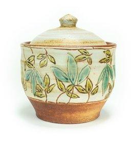 Medium Covered jar