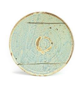 Johanna Severson Blue Dinner Plate
