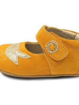 Livie and Luca Pio Pio Butterscotch Baby Shoe