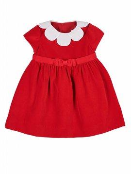 Florence Eiseman Red Carpet Velvet Dress