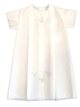 Kissy Kissy Airplanes Embroidered Day Gown
