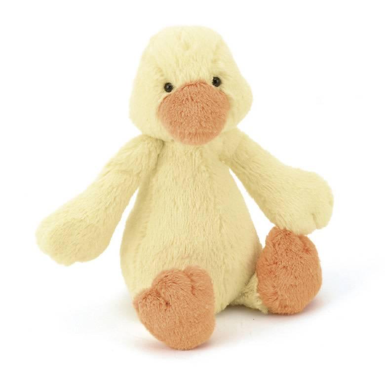 """Jellycat Bashful Duckling (7"""")"""