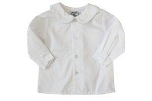 Bailey Boys Boys Long Sleeve Piped Shirt