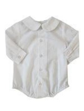 Bailey Boys Boys Long Sleeve Piped Shirt with Snap