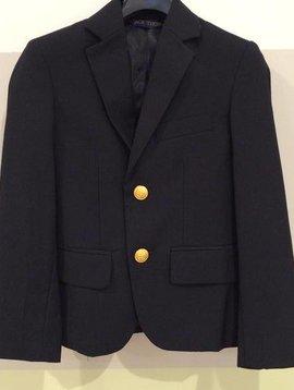 Jack Thomas Boys Navy Blazer