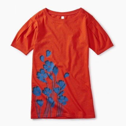 Tea Collection Breezy Floral Dress