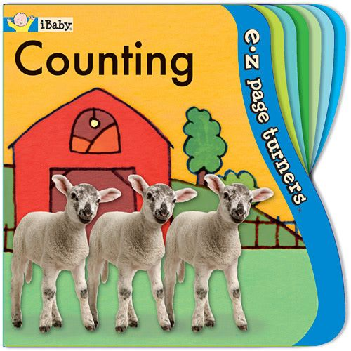 Innovative Kids Counting EZ Turn Book
