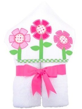 3 Marthas Flower Everykid Towel