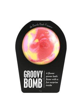 DaBomb Groovy Bath Bomb