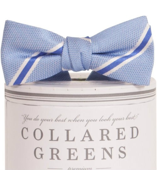 Collared Greens James Bow Tie