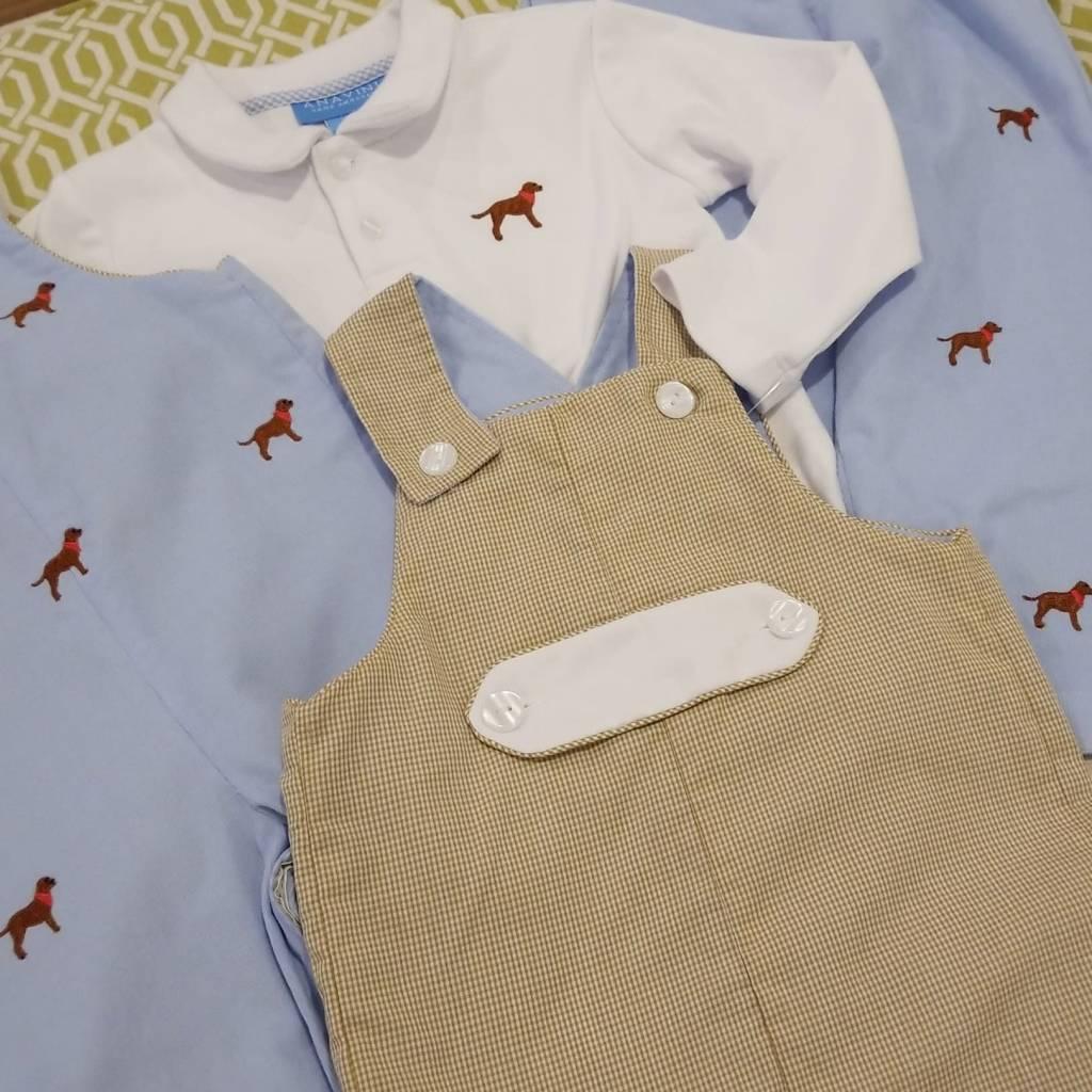 Anavini Labrador Embroidered Pants