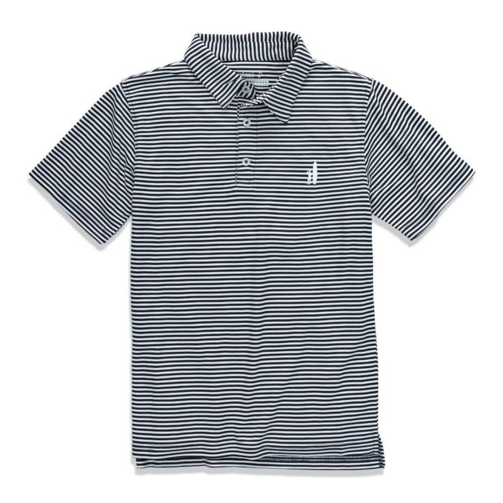 Johnnie O Pacific Stripe Jack Polo
