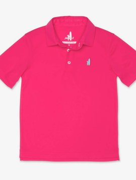 Johnnie O Paradise Fairway Prep-Performance Polo