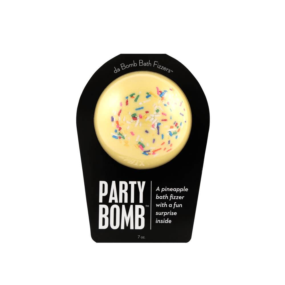 DaBomb Party Bath Bomb