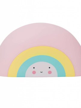 little lovely Rainbow Bath Toy