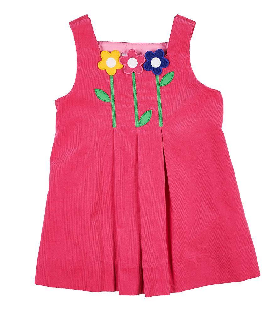 Florence Eiseman Bright and Cheery Corduroy Jumper