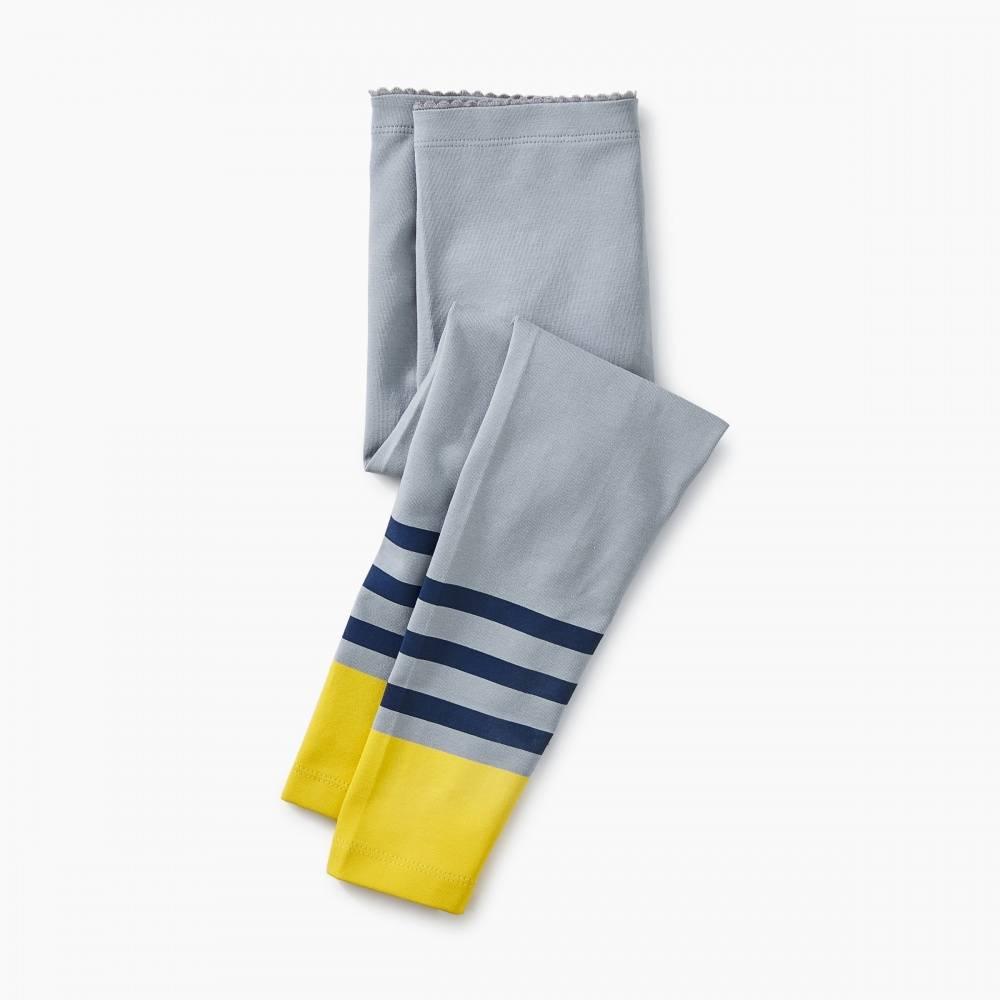 Tea Collection Graphic Stripe Leggings