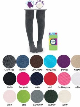 Jefferies Socks Seamless Cotton Tights