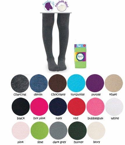 Jefferies Socks Seamless Cotton Tights